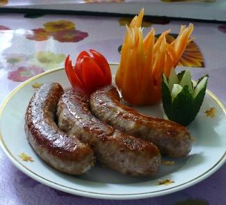 Рыбные колбаски   Рецепты с фото