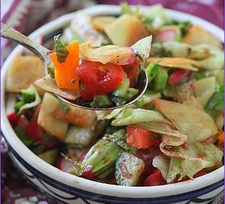 Салат Фаттуш | Рецепты с фото