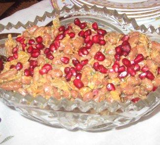 Салат из красного лобио   Рецепты с фото