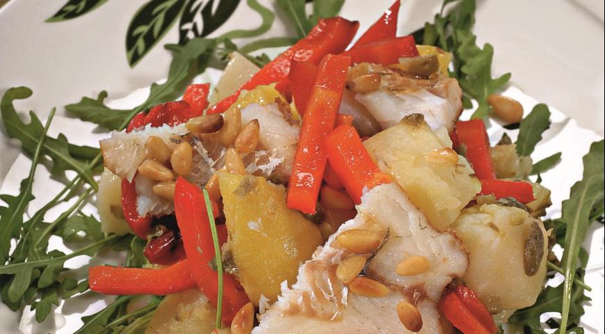 Салат из судака   Рецепты с фото