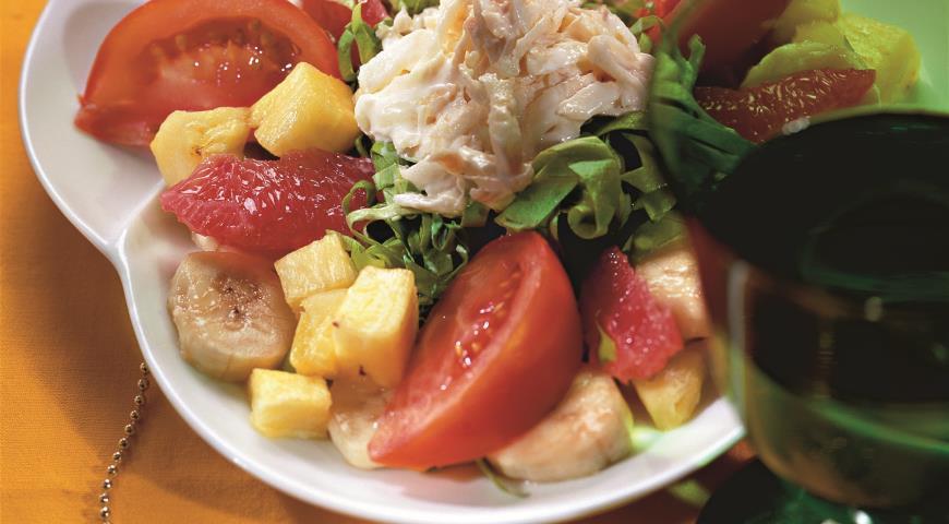 Салат с сельдереем | Рецепты с фото
