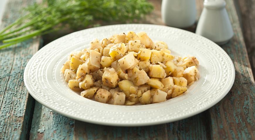 Сельдерей с картошкой | Рецепты с фото