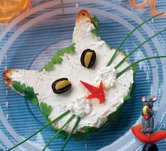 Сэндвичи-кошки | Рецепты с фото