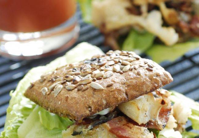 Сэндвичи с треской | Рецепты с фото