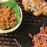 Серунденг, острый тертый кокос | Рецепты с фото