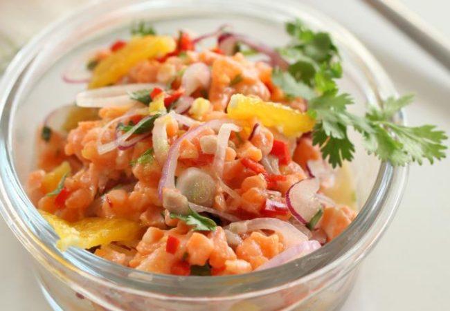 Севиче | Рецепты с фото