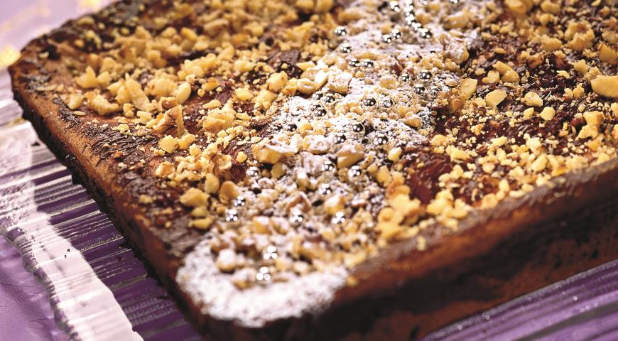 Шоколадно-трюфельный торт | Рецепты с фото
