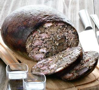 Шотландский хаггис (Няня с печенкой) | Рецепты с фото