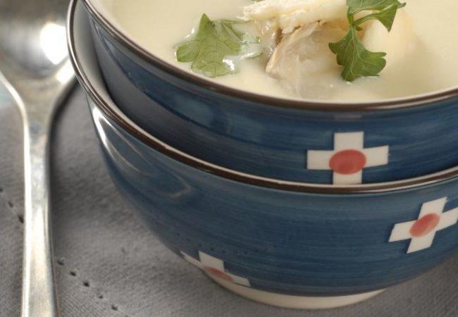 Шотландский рыбный суп | Рецепты с фото