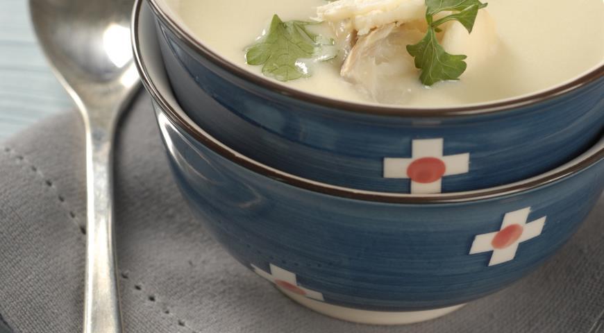 Шотландский рыбный суп   Рецепты с фото