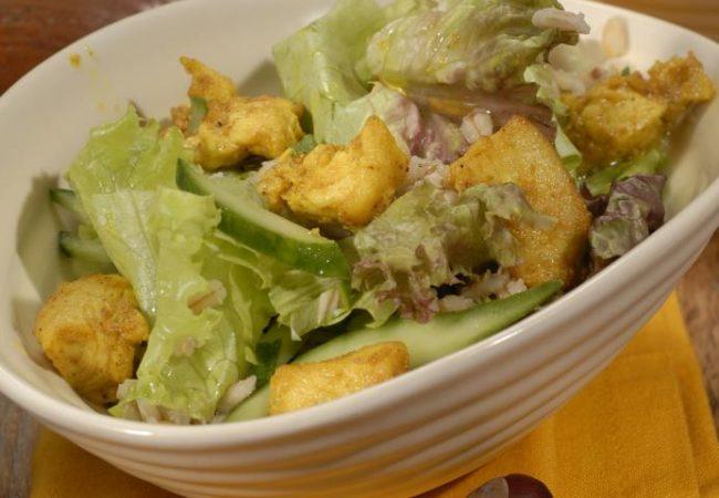 Швейцарский салат с перловкой | Рецепты с фото