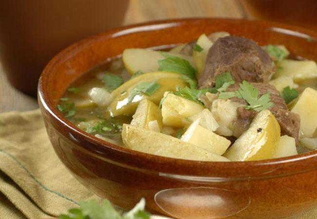 Суп бозбаш Шушинский | Рецепты с фото