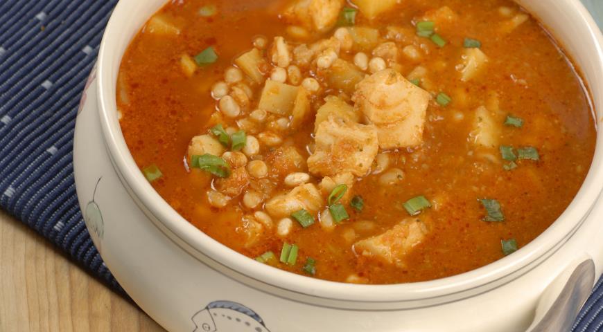 Суп из трески | Рецепты с фото