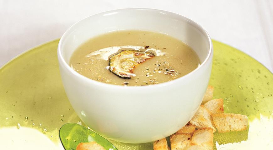 Суп из цуккини | Рецепты с фото