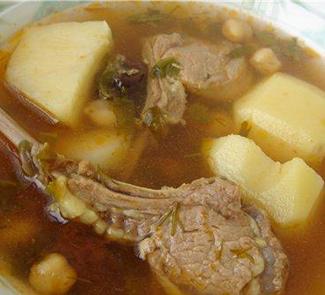 Суп пити | Рецепты с фото