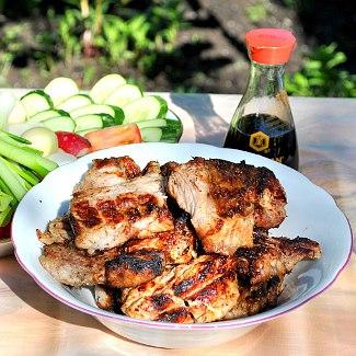 Свинина в медово-имбирном маринаде | Рецепты с фото