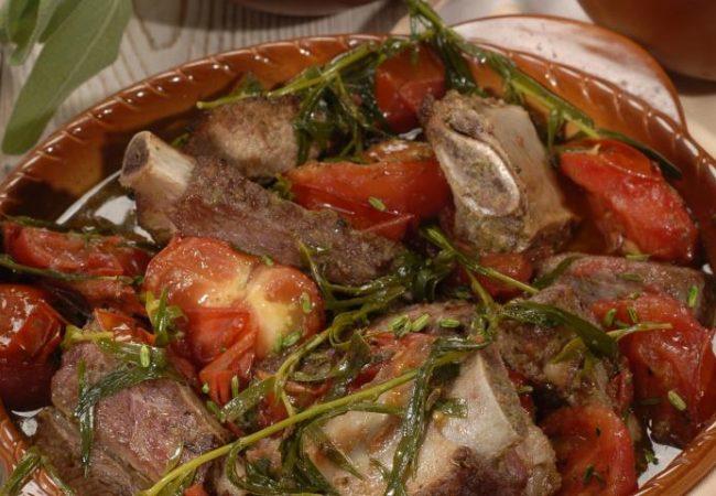 Свиные ребрышки по-провански | Рецепты с фото