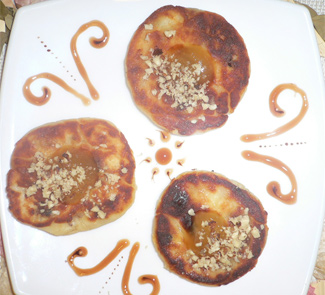 Сырники с сухофруктами и корицей | Рецепты с фото