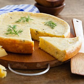 Сырный кекс в мультиварке | Рецепты с фото