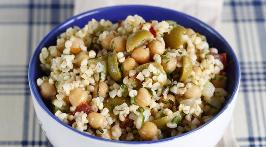 Табули, блюдо израильской кухни | Рецепты с фото