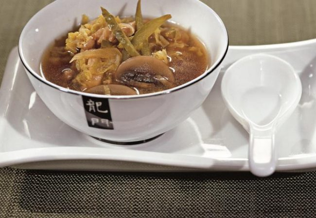 Тайский суп с огурцами | Рецепты с фото