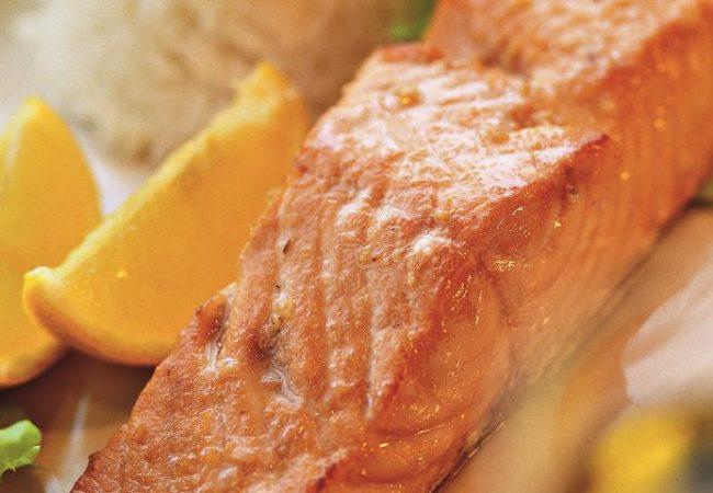 Тасманийский глазированный лосось | Рецепты с фото