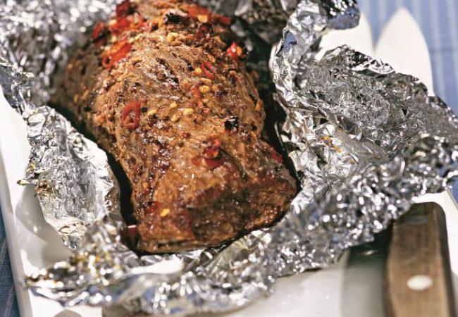 Телятина по-восточному в духовке | Рецепты с фото