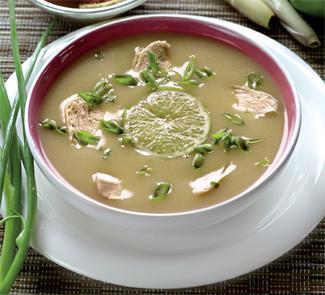 Том ка, тайский кокосовый суп с курицей | Рецепты с фото