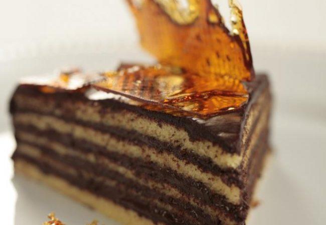 Торт Добош | Рецепты с фото