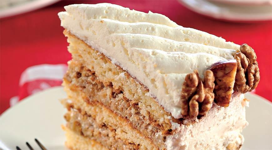 Торт Леди Балтимор | Рецепты с фото