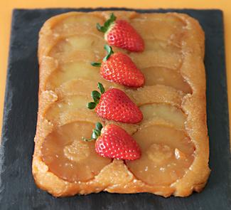 Торт-перевертыш с ананасами | Рецепты с фото