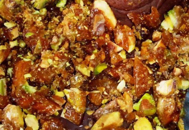 Торт Три орешка | Рецепты с фото