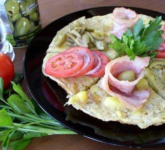 Тортилья испанская | Рецепты с фото