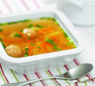Тосканский суп с фрикадельками | Рецепты с фото