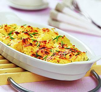 Цветная капуста, запеченная с сыром | Рецепты с фото