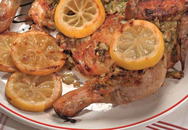 Цыпленок Ала Дьяболо | Рецепты с фото