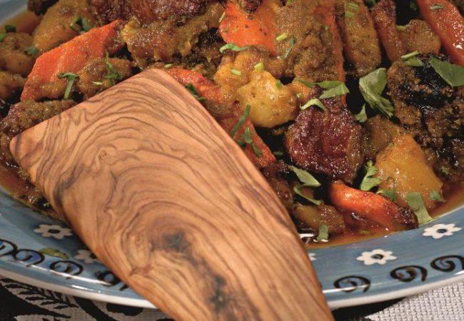 Тунисский таджин | Рецепты с фото
