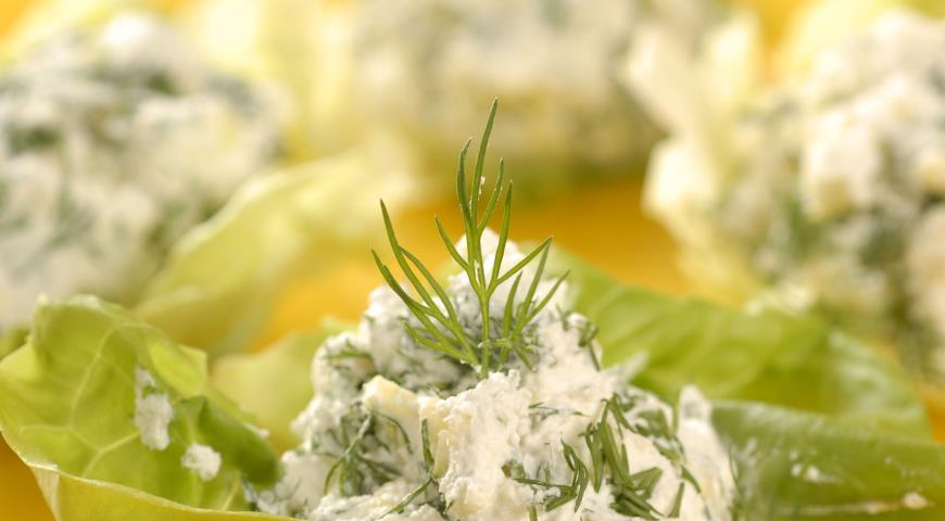 Творожно-овощная смесь Снежанка | Рецепты с фото