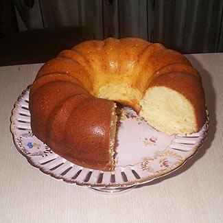 Творожный кекс | Рецепты с фото