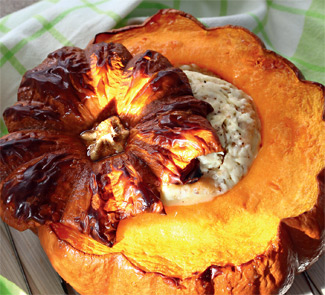 Тыква в духовке по-женевски | Рецепты с фото