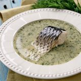 Укропный суп из кефали | Рецепты с фото