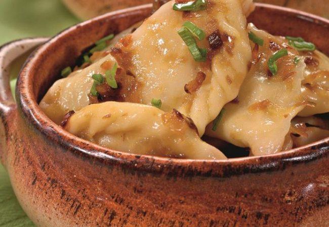 Вареники с картофелем | Рецепты с фото