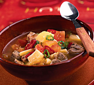 Венгерский суп-гуляш | Рецепты с фото