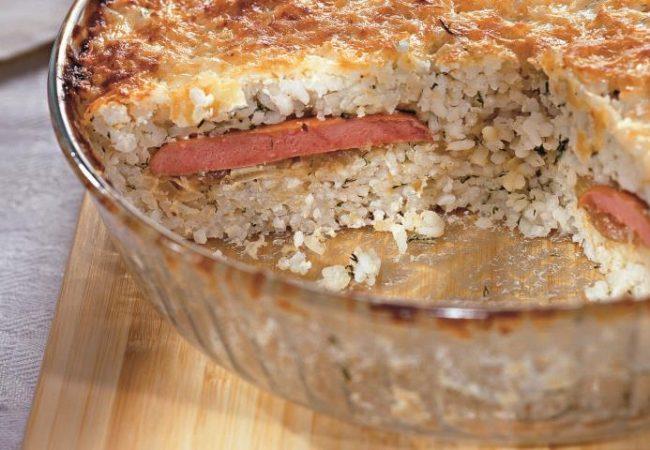 Воздушный рисовый пудинг | Рецепты с фото