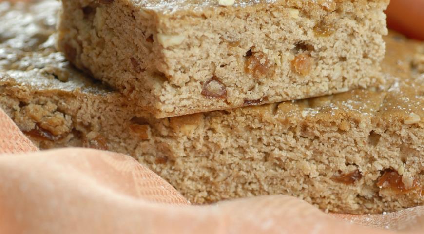 Яблочная коврижка по старинному рецепту | Рецепты с фото