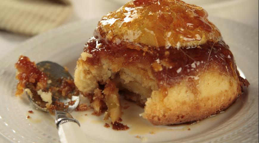 Яблочные Пуфики | Рецепты с фото