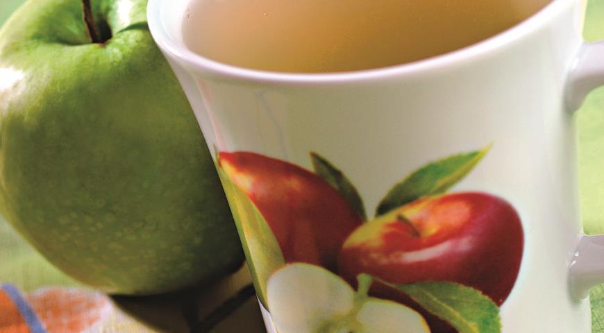 Яблочный взвар с медом | Рецепты с фото