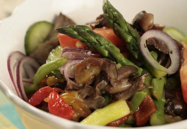 Задунайский салат | Рецепты с фото