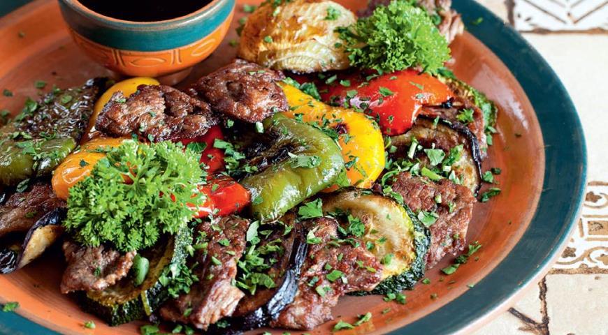 Закуска туарега | Рецепты с фото