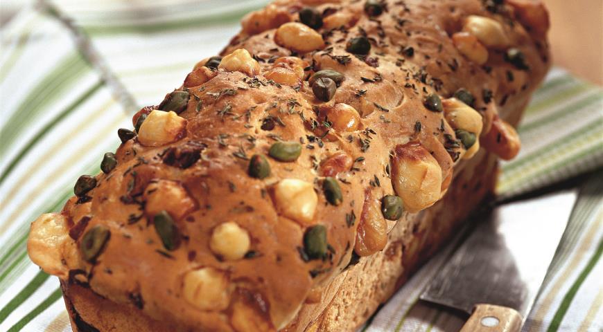 Закусочный хлеб | Рецепты с фото